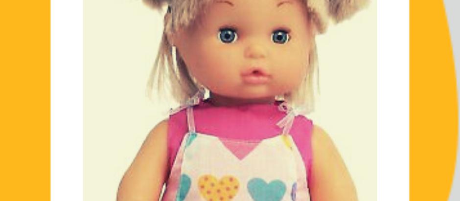 Sbrodolina, un mondo rosa di bambina