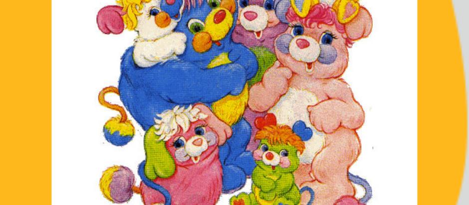 Il mondo colorato dei Popples
