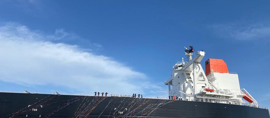 MV. Azul Tierra竣工