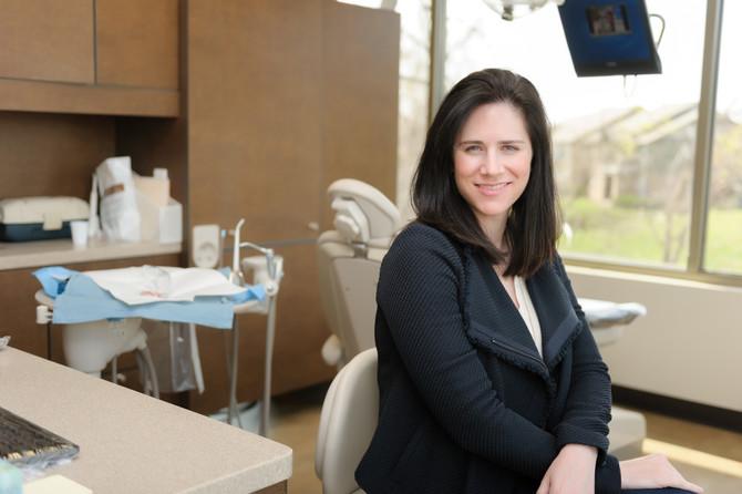 Dr Audra Ward, Periodontist Extraordinaire!