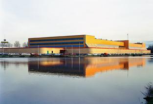 Penitentiary Institution De Schie