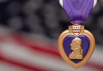 August 9th Named Purple Heart Recognition Day