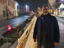 Arconate:Si riaccende la fontana del ponte dei Marinai (Video)