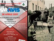 Arconate:il 28 Aprile parte la Stravis di Avis
