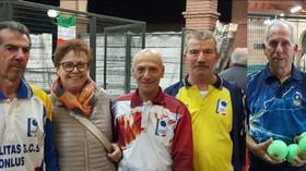 Arconate:12° trofeo G.B Arconatese , i Finalisti.