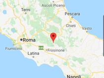 Scossa di di magnitudo 4.4 in provincia dell'Aquila