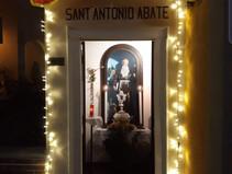 Arconate:Il gruppo Alpini organizza la festa in onore di sant'ANTONIO Abate .