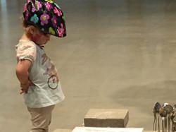 Kunst i børnehøjde