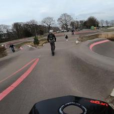 Beleving als rider met een step!