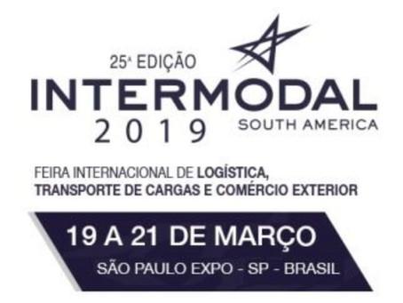 INTERMODAL 2019, São Paulo, Brazil 🇧🇷