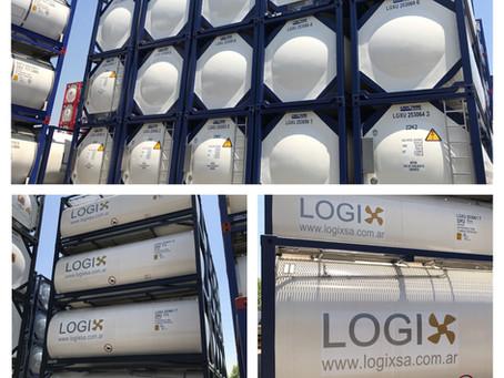 LOGIXSA Tank Rental