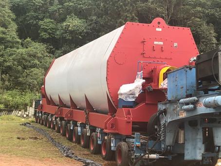 Supercooker 151 tons ex Brasil