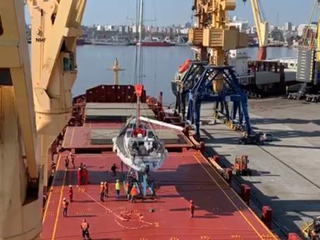 Sailing Boat MVD/HOU