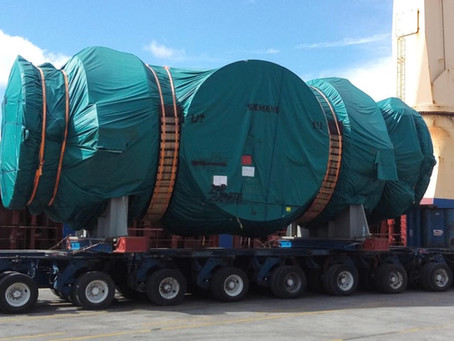 CAREM PROJECT - Steam Turbine Generator