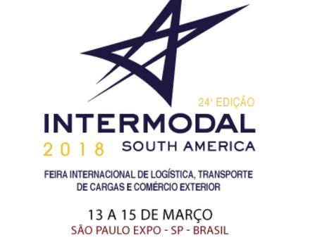 INTERMODAL 2018 BRASIL 🇧🇷