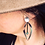 Thumbnail: Leaf Earrings