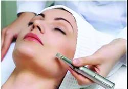 Facial dermal needling