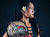 Ilima-Lei MacFarlad World Champion, Bellator, Ken Baum Mental Edge trained