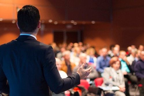 DYNAMIC PUBLIC SPEAKING Boot Camp