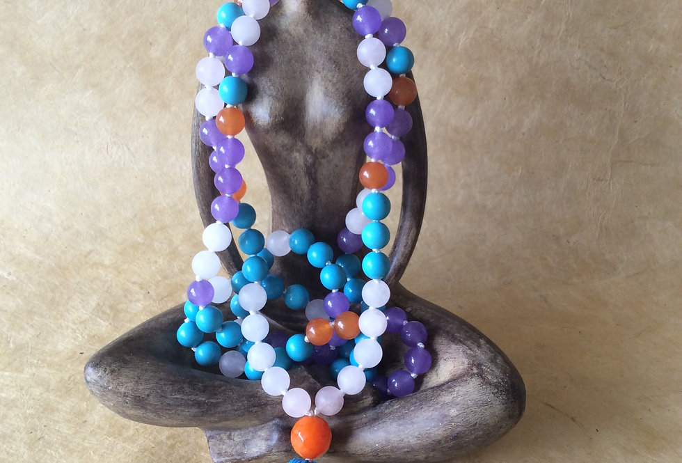 "Lucky Charm MALA ""Farbenfroh"""
