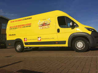 Vehicle graphics - 5 quick top tips to ensure a ROI