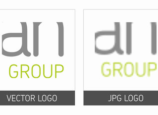 What are vector files and how do you convert logo's into vectors for printing.