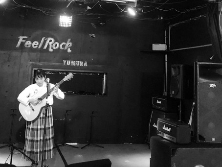 2019.3.20 at 甲府feelRockCafe YUMURA
