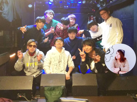2020.3.13 at 仙台BARTAKE