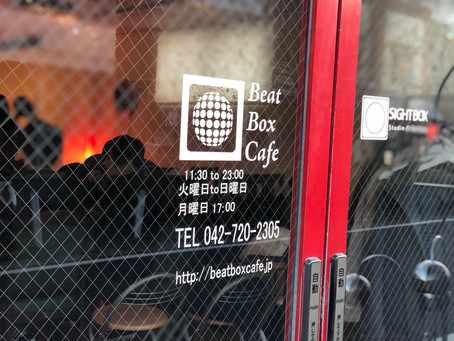 2019.3.24 at 町田BeatBoxCafe