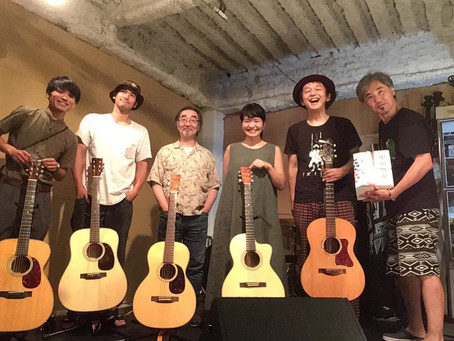 2019.9.11 at 豪徳寺leafroom