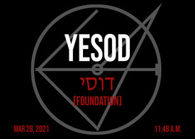 The minting of tranche Yesod commenced on March 28, 2021, at the exact time of the full moon (11:48 a.m.) Each spell was created within a ritual space, with a specific subject and sigilized intention. These are embedded in the properties of each file, and may be read by the owner.