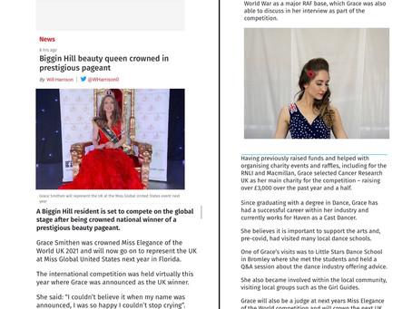 News Shopper Article