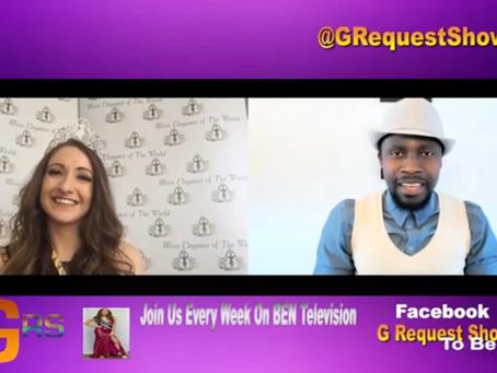 G Request Show interview!!