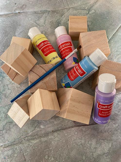 Paint a Block