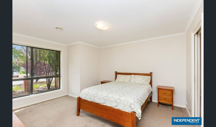 One of 4 Spacious Bedrooms