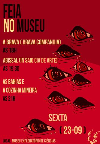 FEIA NO MUSEU.