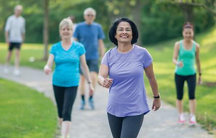 CICOA Health Walk With a Dietitian
