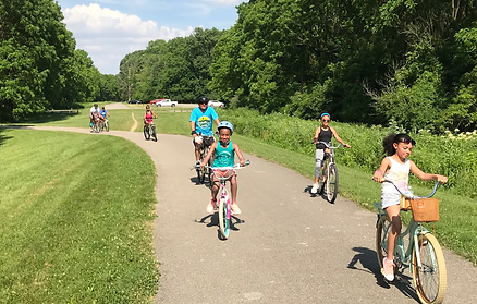 Greenways 101 for Families and Kids (Bikes)