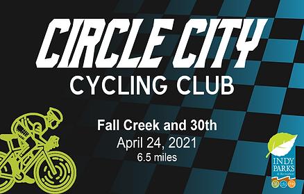 Circle City Cycling Club - Fall Creek and 30th