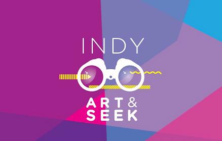 Indy Greenways Art & Seek Tour