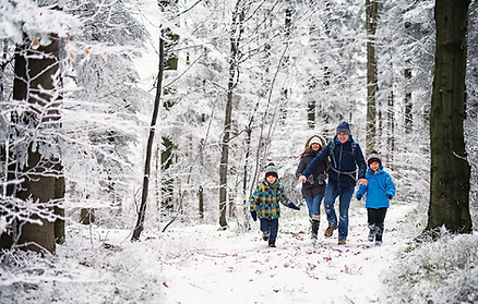 Cancelled - Winter Family Hike