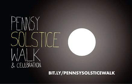 Pennsy Solstice Walk and Celebration