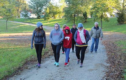Walk With A Doc - Eagle Creek Greenway