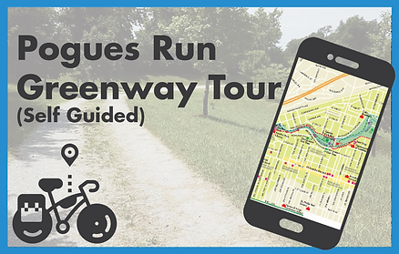 Pogues Run Greenway Tour (Self Guided)