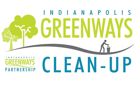 The Indy Greenways Fall Cleanup