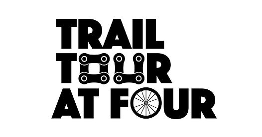 Trail Tour at Four - Monon Trail Part One
