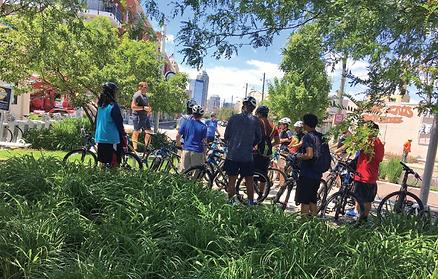 Explore Indy Bike Ride | Riverside Adventure Park