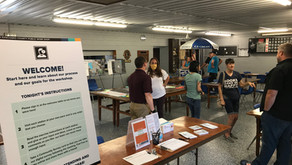 Public open houses provide opportunities for engagement