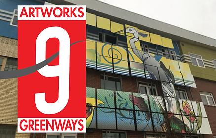 9 Artworks/9 Greenways