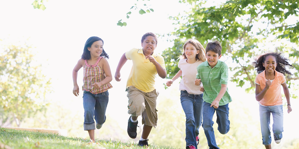5-2-1-0 and the Outdoors: A Family Walk with Jump IN for Healthy Kids